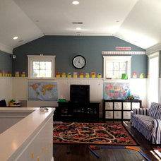 Traditional Kids by Donahue Paye Interior Design