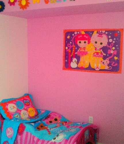 SaveEmail  Maverick Painting  1 Review  Lalaloopsy Girls bedroom Paint  Makeover. Lalaloopsy Ideas  Pictures  Remodel and Decor