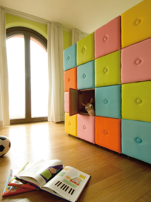Paint Ideas For Kids Bedrooms Houzz