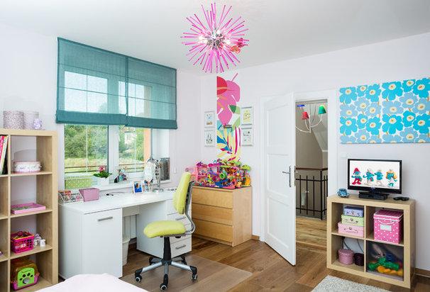Eclectic Kids by Home Staging