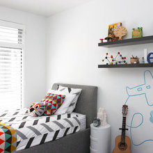 8 Ways to Decorate Kids' Rooms With Geometric Patterns