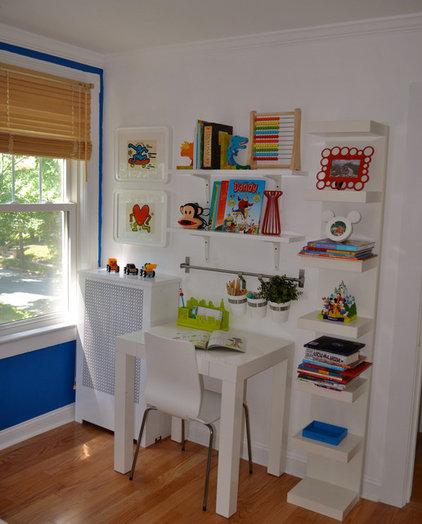Contemporary Kids Liam's Room