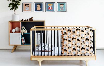 12 Ways to Display Art in the Nursery