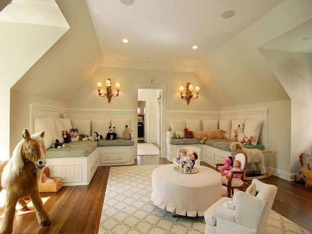 Traditional Kids Lil' Girls Dream Playroom