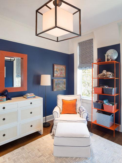 fascinating orange boys bedroom ideas   Boys Navy And Orange Bedroom Ideas, Pictures, Remodel and ...