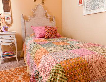 Little Girls bedroom Lake Forest
