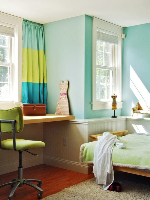 Curtains Ideas colorblock curtains : Color Block Curtains Ideas, Pictures, Remodel and Decor