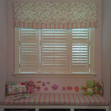 Traditional Kids by Stacey Romano Interiors