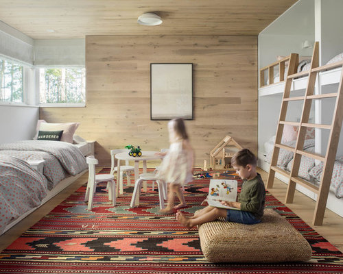Top 100 Contemporary Kids\' Room Ideas & Remodeling Pictures   Houzz