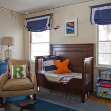 Traditional Kids by A. Peltier Interiors