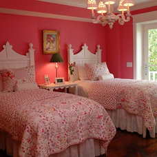 Traditional Kids by Cottage Company Interiors