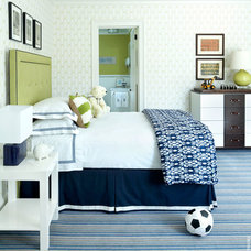 Traditional Kids by David Scott Interiors