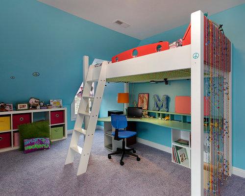 Idee e foto di case e interni for Piani letto stile shaker