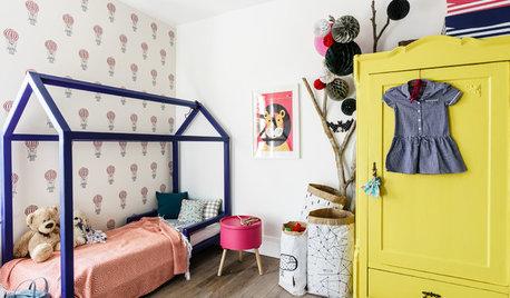5 Dinge, die in keinem Kinderzimmer fehlen dürfen