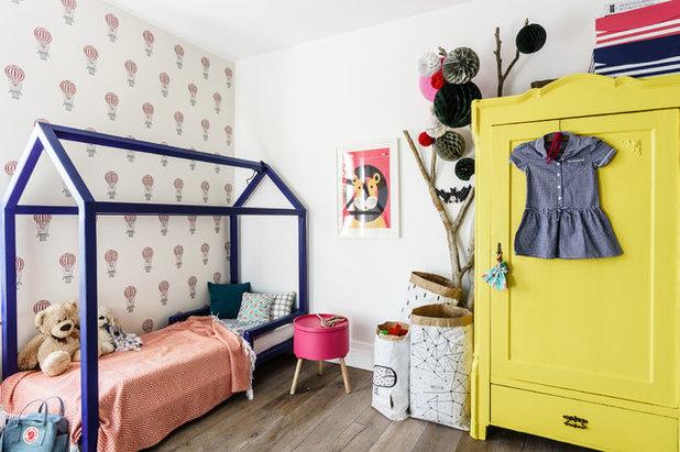 Skandinavisch Kinderzimmer by FABRYKA WNETRZ INTERIORS FACTORY INTERIOR DESIGN