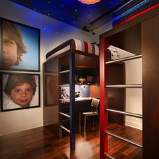 Contemporary Kids by b+g design inc.
