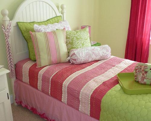 pink green   houzz