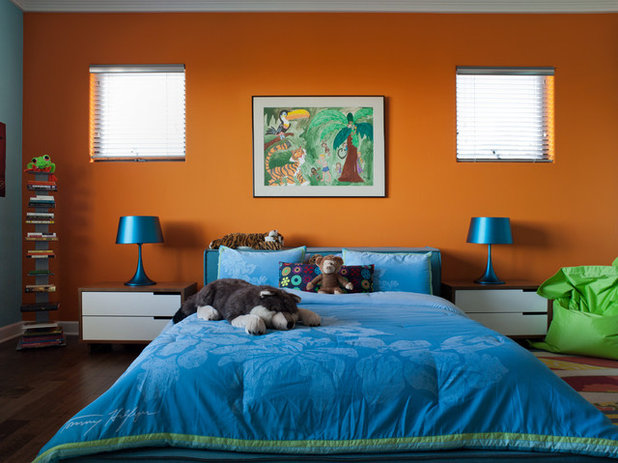 Eclectic Kids by Lizette Marie Interior Design
