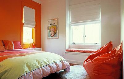 orange bedrooms. Bedrooms Dreaming in Color  6 Sensational Orange 8 Eye Opening Yellow