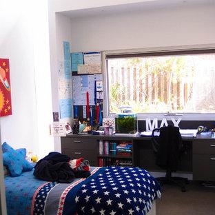 Kids' room - contemporary kids' room idea in Sydney
