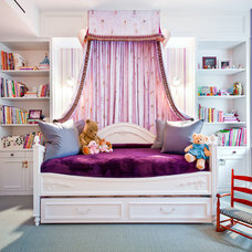 Traditional Kids by Perianth Interior Design