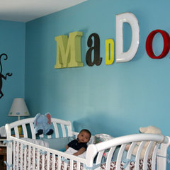 contemporary kids Maddox's Room