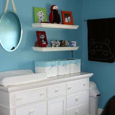 Contemporary Kids Maddox's Room