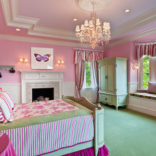 Traditional Bedroom by Cherokee Construction