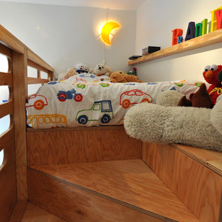 Foto di una cameretta per bambini moderna