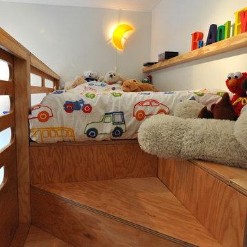 Maison Greene :: kid's bedroom