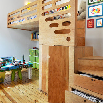 Maison Greene :: kid's bedroom