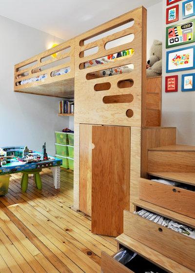 Conseils de pro pour aménager lespace sous un lit mezzanine