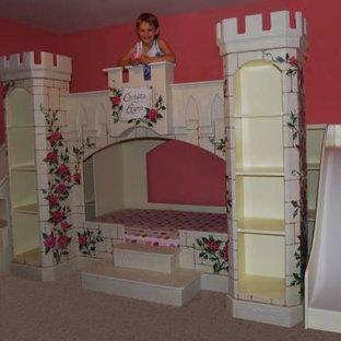 Make  A Wish Foundation Princess Room Makeover