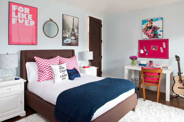 Beach Style Kids by Bungalow Design