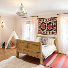 eclectic kids by Mariah O'Brien Interiors