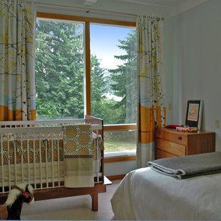 Chambres d\'enfant et de bébé rétro Portland : Photos et idées déco ...