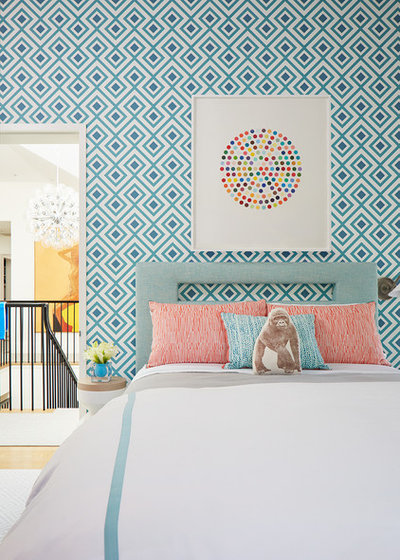 Transitional Kids by Kelly Hohla Interiors
