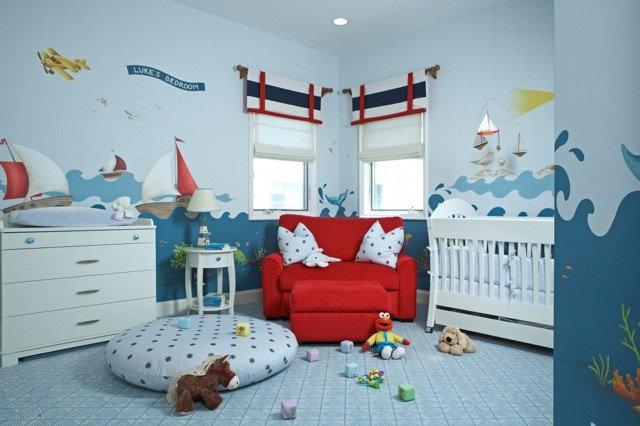 Contemporary Kids by Joani Stewart-Georgi - Montana Ave. Interiors