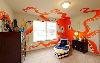 In Honor of Inky's Daring Escape: Octopuses Around the House