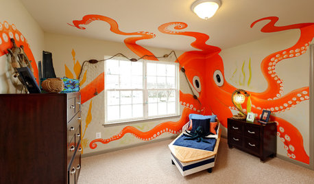 In Honour of Inky's Daring Escape: Octopuses Around the House