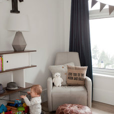 Contemporary Kids by The Cross Interior Design