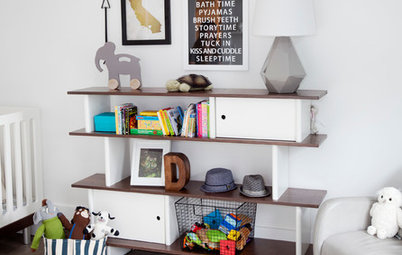 15 Tips for Small-Space Living With Baby