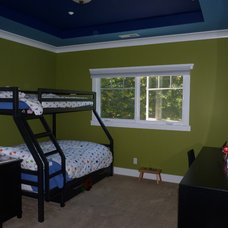 Traditional Kids by Envision Interiors