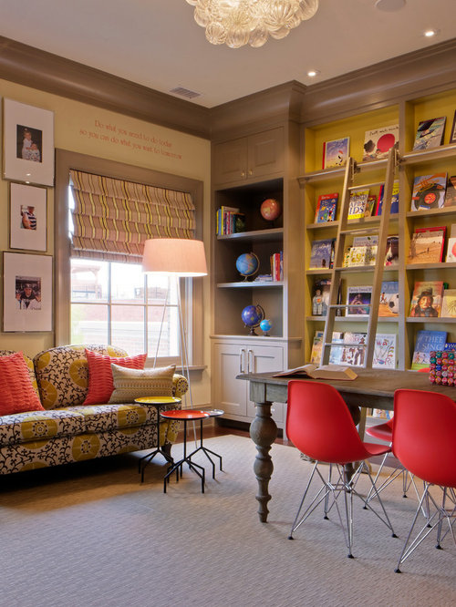 Homeschool Room Houzz