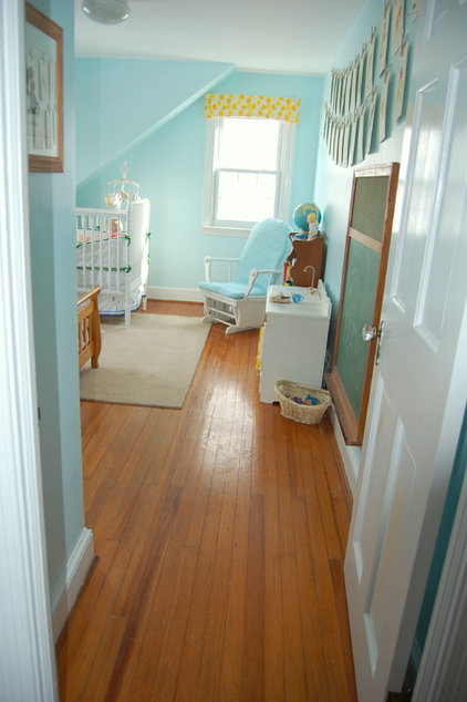 Eclectic Kids Mia and Nick's Shared Nursery