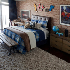 Eclectic Kids by Nina Williams Interiors