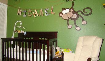 Michaels Jungle Baby Room