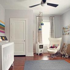 Midcentury Kids by Delanea Tallent, Registered Interior Designer