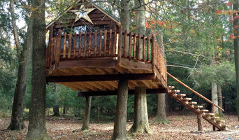 Milroy, PA Rustic Treehouse