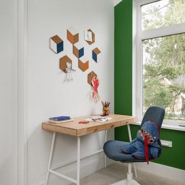 Mini project: kids' bedroom update